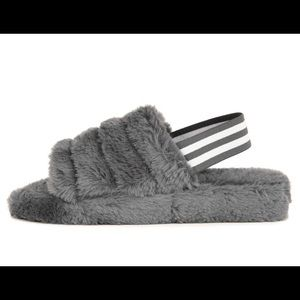 Cuddles Faux Slippers